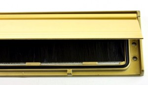 Letterbox Brush Flip Flap Draught Excluder