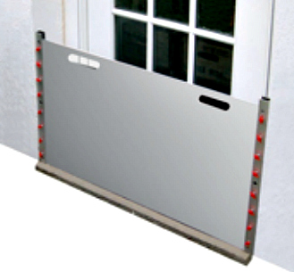 Door Flood Barrier