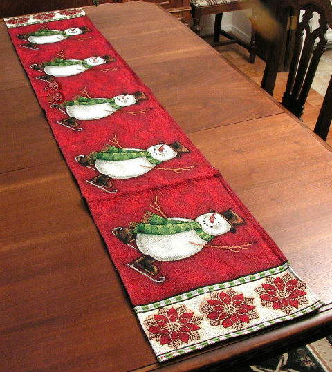 Narrow Table Cloth