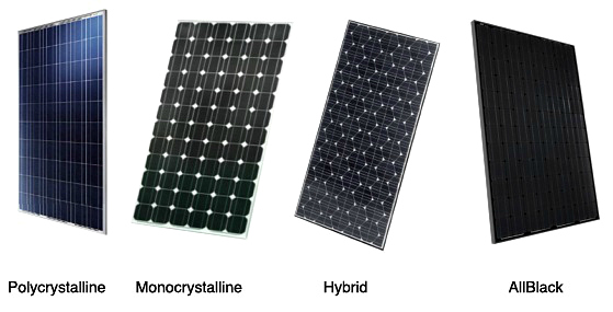Poly And Monocrystalline Solar Panel