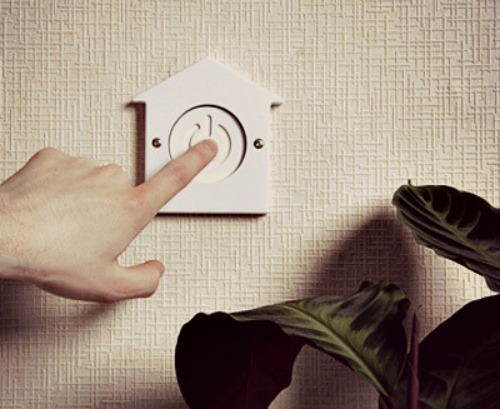 Switch Which Allows You to Instantly Turn Off Electricity