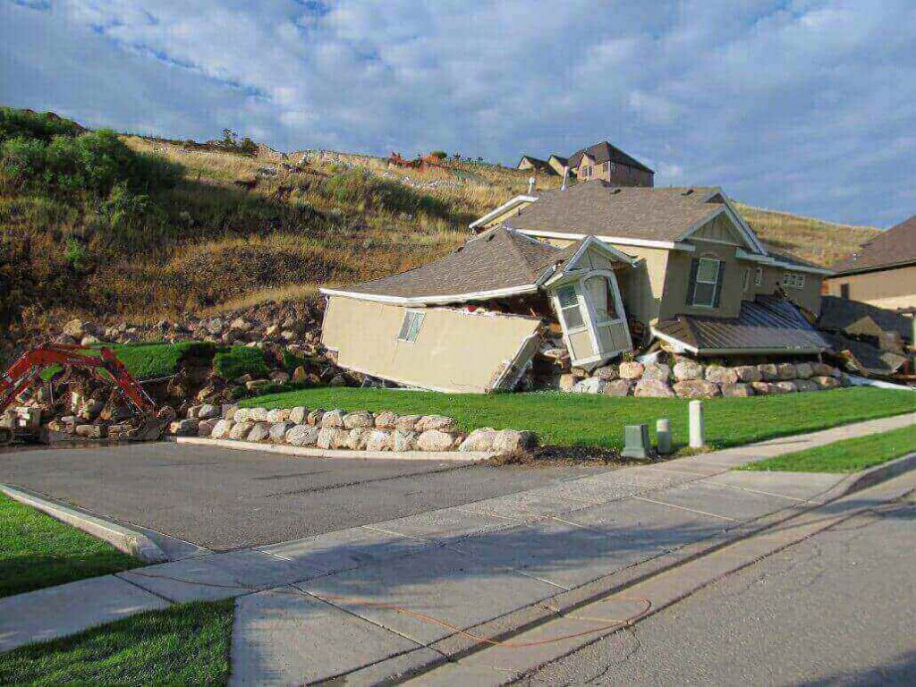 Protect Your Home From Landslides