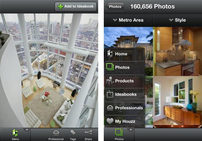 Houzz Interior Decor App