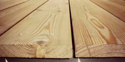 Quality Wooden Deck Materials