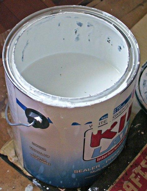 Bucket White Primer