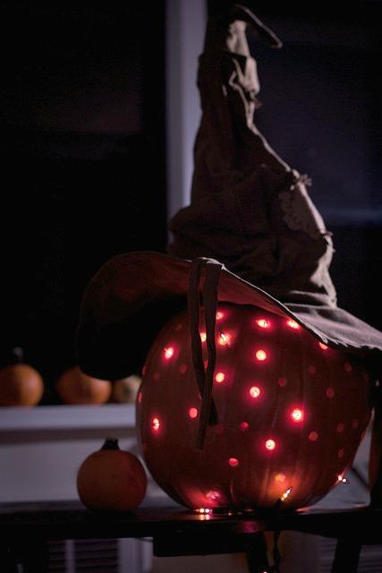 DIY Halloween Lantern