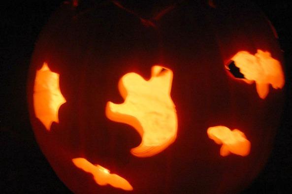 Spooky Jack'o Lantern