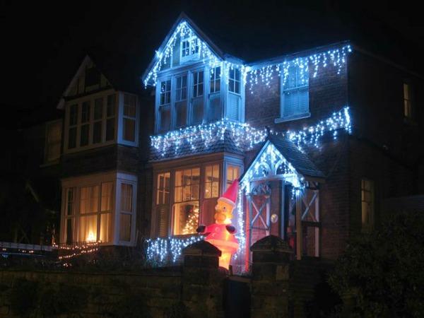 Christmas Home Lights