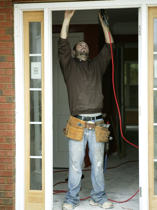 Home Improvements Which Don't Require Permit