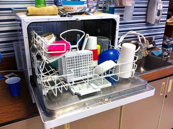 Small Dishwashing Machine