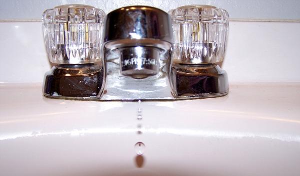 Leaky Sink Tap
