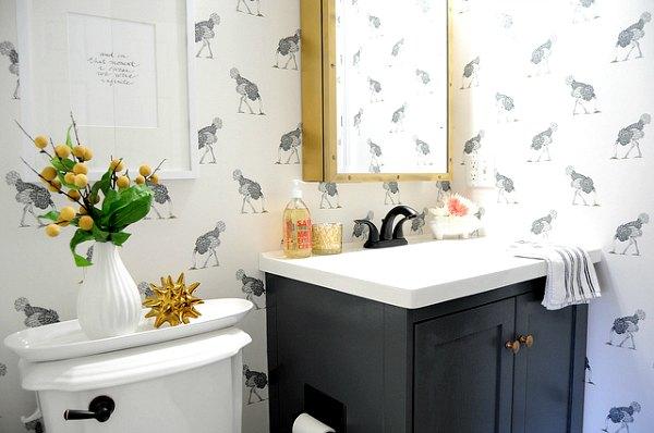 Bahtroom wallpapers