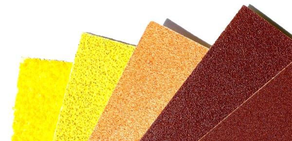 Sandpaper For Paint Sanding