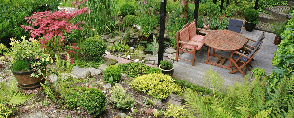 Garden improvement