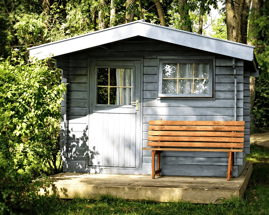 Outdoor Garden Sheds And Extra Storage