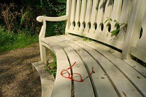 Garden outdoor furniture idea