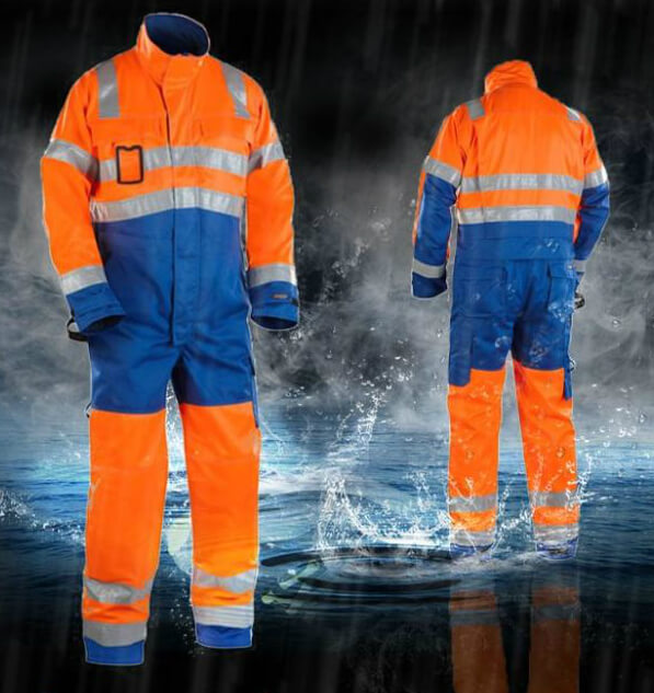 Hi-Vis Waterproof